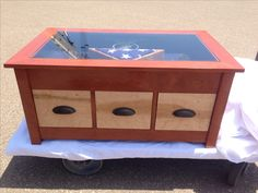 Navy Seabee Shadow Box Custom Military Shadow Boxes