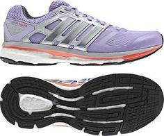 Adidas Supernova Glide 6 Women's Zapatillas Para Correr - 40 - http://paracorrer.com/producto/adidas-supernova-glide-6-womens-zapatillas-para-correr-40/