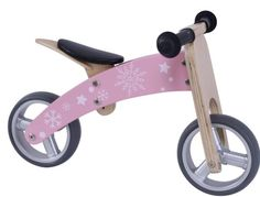 Mini Wooden Bike 8