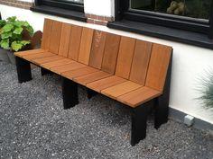 Wooden Bench Plans, Wooden Pallet Furniture, Urban Furniture, Woodworking Furniture, Wooden Pallets, Table Furniture, Woodworking Plans, Woodworking Projects, Home Furniture