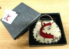 Regal de Nadal, clauer fet per la Ina a #elsalabors