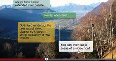 Para mejorar la interacción de un video de YouTube con tu audiencia, el servicio permite añadir anotaciones. ¿Para qué sirven? Éstas te permiten agregar capas de texto, vínculos y zonas activas en tu video.
