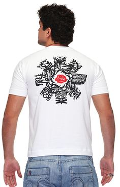 Camiseta Gola Redonda - Red Hot Chili Peppers (http://santorock.com/p/camiseta-gola-redonda-rock-red-hot-chili-peppers/)
