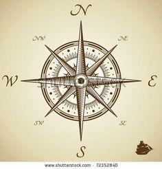 Compass old school