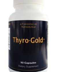 Natural Thyroid Solutions - Dietary Desiccated Thyroid Supplements, Thyro-gold