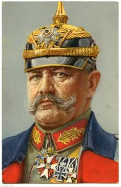 HINDENBURG. CASQUE à POINTE. HELMET. PORTRAIT. | eBay