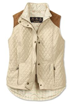 Just found this Diamond-Quilted Barbour Gilet - Barbour%26%23174%3b Bovington Gilet -- Orvis on Orvis.com!