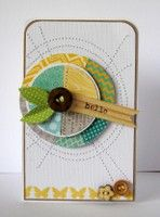 A Project by Nicole Nowosad from our Cardmaking Gallery originally submitted 07/09/13 at 09:03 AM