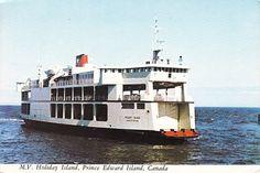 Holiday Island Ferry to Prince Edward Island
