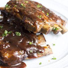 Recipe: Slow Cooker Fall-Off-The-Bone-Ribs