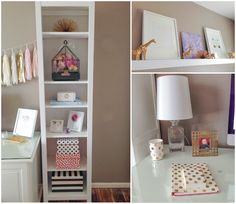 My Pretty Workspace: All Things Pretty Office Makeover Featuring Kate  Spade, Hattan, Urban Girl Office Supplies, White Faux Taxidermy And All  Things Pretty