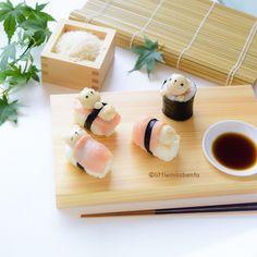 1. Teddy Bear Sushi - Little Miss Bento's 5 Best Sushi Recipes #Sushi #Washoku…