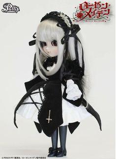 Pullip Rozen Maiden - Hadesflamme - Merchandise - Onlineshop für alles was das (Fan) Herz begehrt! Pullip Suigintou Rozen Maiden