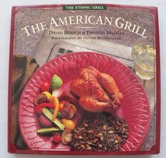The American Grill 1994 HC DJ (71116-280) cookbooks, grilling
