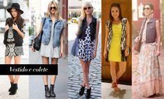 diferentes formas de usar vestido 8 - grandes mulheres