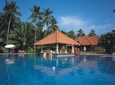 Aussergewöhnliche Hotels, Poovar Island Resort, Pool
