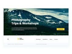 Hi guys!  No secret, autumn days always bring great deal of inspiration for keen photographers and our today's shot is also inspired by this theme. Here is the landing page for a company organizing...