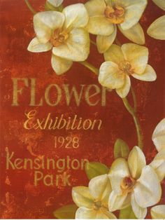 Kensington Exhibition Art Print | Item #: 10279983A   Print no longer available