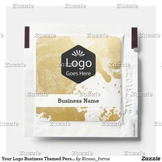 Your Logo Business Themed Personalized Hand Sanitizer Packet Catering Companies, Business Products, Promote Your Business, Wedding Receptions, Business Branding, Active Ingredient, Hand Sanitizer, 6 Years, Design Your Own