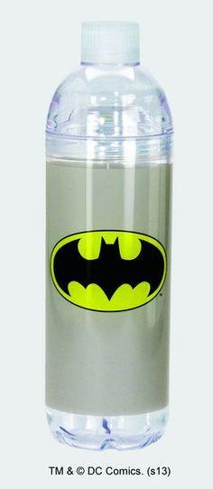 Batman Logo Acrylic Water Bottle
