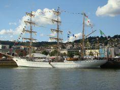 Cuautemoc - Rouen armada 2008