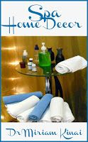 Spa Home Decor uses color pictures and clear explanations to teach you five key interior decorating ingredients so that you can choose home decor accents that are appropriate for a spa home decoration theme.  This interior design book also contains practical examples showing you how to decorate a living room, bedroom and bathroom with a spa home decor theme and make it five dimensional.