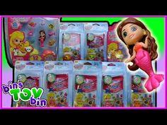 SPLASHLINGS TREASURE HUNT! | Blind Bags Collector Cards Packs Opening! | Bin's Toy Bin - YouTube