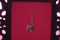 Breast Cancer Charm by closecrafts on Etsy, $12.00