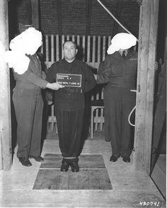 Erich Naumann April 1905 – 7 June was an SS-Brigadeführer, member of the SD. Naumann was responsible for genocide in eastern Europe as commander of Einsatzgruppe B and was a convicted war criminal. Ww2 Pictures, Nuremberg Trials, Holocaust Survivors, The Third Reich, European History, Vietnam War, Military History, World War Two, World History