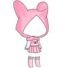 Source by shukigacha ideas gacha Drawing Anime Clothes, Manga Clothes, Kawaii Clothes, Cute Anime Chibi, Kawaii Anime, Kawaii Drawings, Cute Drawings, Chibi Body, Fashion Drawing Dresses