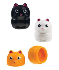 Loving this Kitty Lip Gloss - Set of Two on #zulily! #zulilyfinds