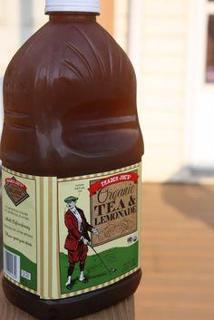 What's Good at Trader Joe's?: Trader Joe's Organic Tea & Lemonade
