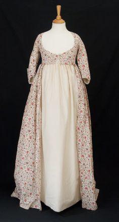 1770 - 1790 | Cotton, Linen, Metal | Snowshill Manor © National Trust / Simon Harris National Trust
