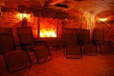 Himalayan Salt Cave, Great Places, Places To Go, Salt Room, Visit Nashville, Pink Sea Salt, Massachusetts, Serenity, Relax