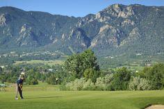 #BestPlacestoGolf Cheyenne Mountain Resort - Colorado Springs, CO