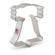 Ann Clark July 4th Liberty Bell Cookie Cutter  4 Inches  Tin Plated Steel -- Read more reviews of the product by visiting the link on the image. (This is an affiliate link) #BakingToolsandAccessories