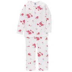 Cotton jersey pyjamas - 143378