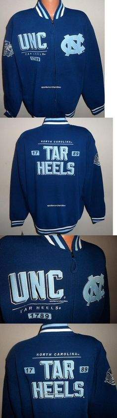 College-NCAA 24541: North Carolina Tar Heels Fleece Jacket By Rr Designs Adult Xl Free Ship Unc -> BUY IT NOW ONLY: $67.98 on eBay!