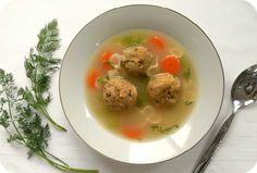 5 Flavored Matzo Ball Recipes for Passover.