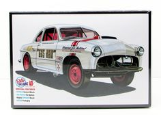 AMT 1022 1949 Ford Gas Man 1/25 New Car Plastic Model Kit - Shore Line Hobby