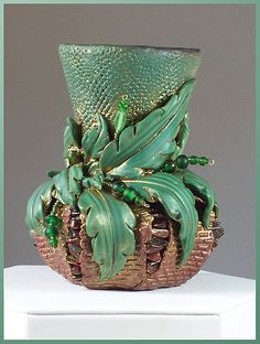 polymer clay glass - Google Search