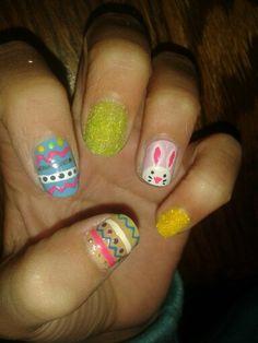 Uñas de Pascua