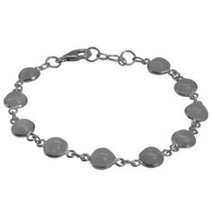 Chain Bracelet for Women Rainbow Bead Silver Jewelry Indian: ShalinCraft: Amazon.co.uk: Jewellery