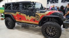 Wonder woman jeep - Game Of Thrones // Games and Movies World // Welcome Subaru, My Dream, Dream Cars, Game Of Thrones, Jeep Life, Jeep Wrangler, Car Accessories, Cool Cars, Cool Stuff