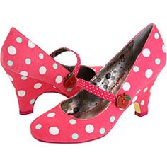 No results for Poetic licence apple pie fuchsia multi Funky Shoes, Crazy Shoes, Weird Shoes, Pin Up Shoes, Me Too Shoes, Polka Dot Heels, Polka Dots, Flamenco Shoes, Happy Shoes
