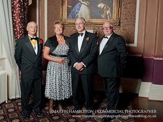 Event photography | black tie event photography | Rotary Club black tie dinner | Martin Hambleton commercial photographer