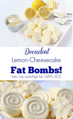 Share this Fresh, light, tangy, and slightly sweet – these fat bombs are a hit with everyone who tries them. They taste like lemon cheesecake, and have tons of nourishing fats and probiotics in them. Fat Bombs are used in healing diets when people find they are not getting enough fat or calories, or for...