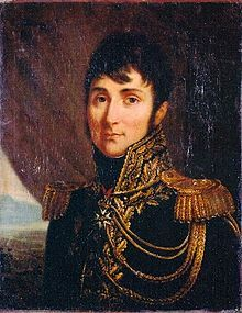 Jean-Jacques Desvaux de Saint-Maurice, baron, (26 June 1775 in Paris – 18 June 1815 near Waterloo), was a French general of the Napoleonic Wars.[
