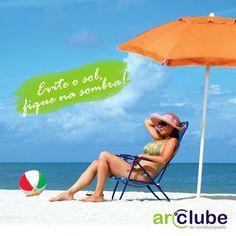 Dica da Arclube para você curtir o verão com saúde!