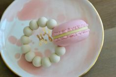 Macaron Teething Ring – Indie and Chic